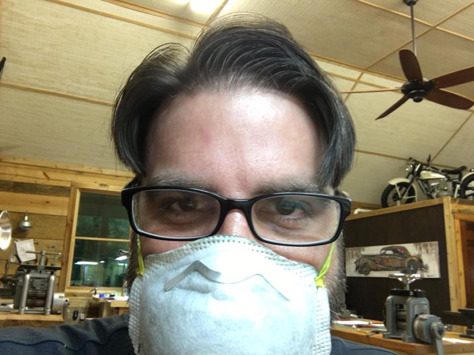 Dan Niblock - OQZO Metalsmith Student