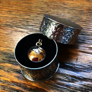 Diamond Pendant in Keepsake Box
