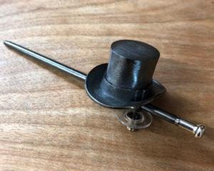Gentleman Jack Tribute Lapel Pin