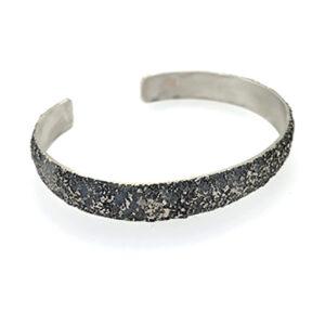 Silver Dust Cuff