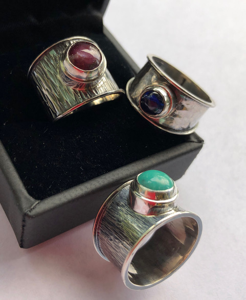 Student-made rings