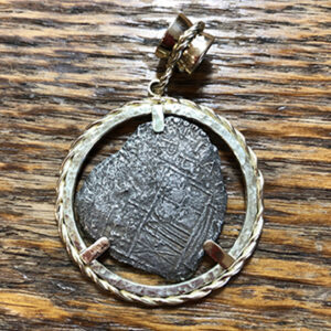 Custom Atocha Coin Pendant